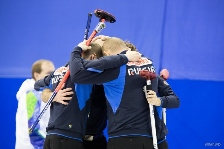 Сурдлимпийская сборная России по кёрлингу
