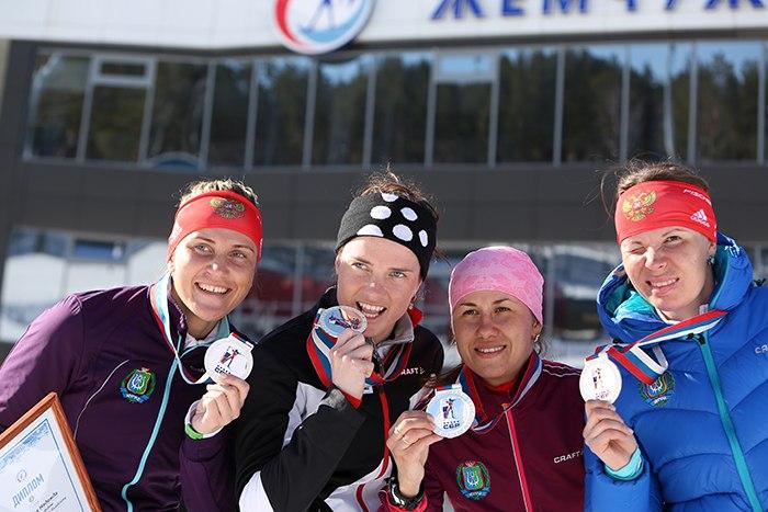 Женская сборная ХМАО-Югры по биатлону