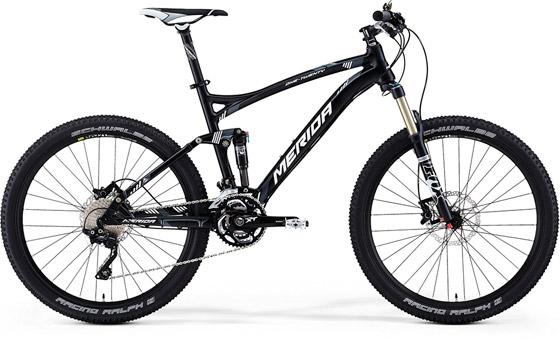 Велосипед типа двухподвес (full suspension)