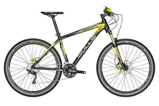Хардтейл тип велосипеда
