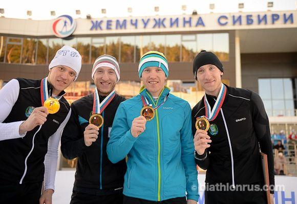 Сборная ХМАО-Югры по биатлону
