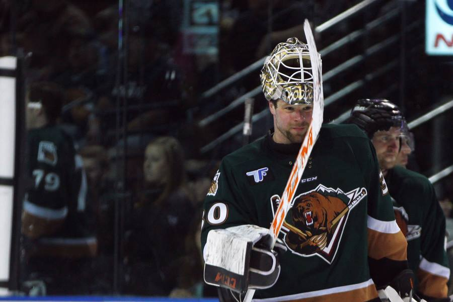 Хоккей Игорь Бобков НХЛ