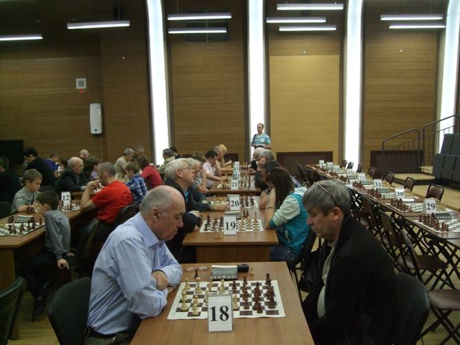 Шахматисты Югры
