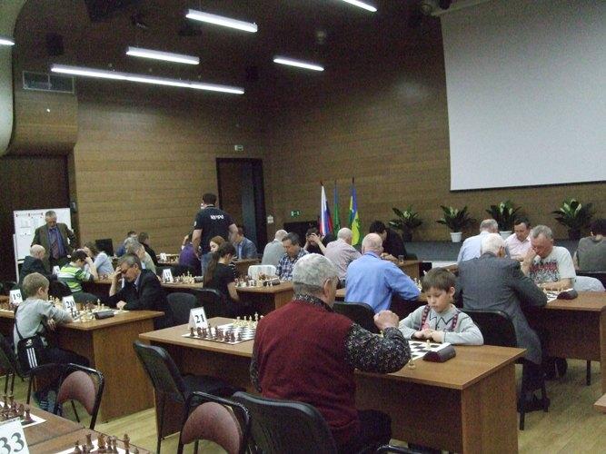 Шахматный центр в хантах
