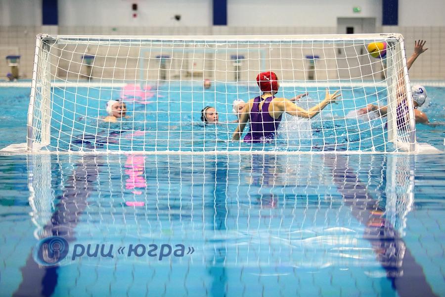 Кубок России по водному поло среди женщин 2015