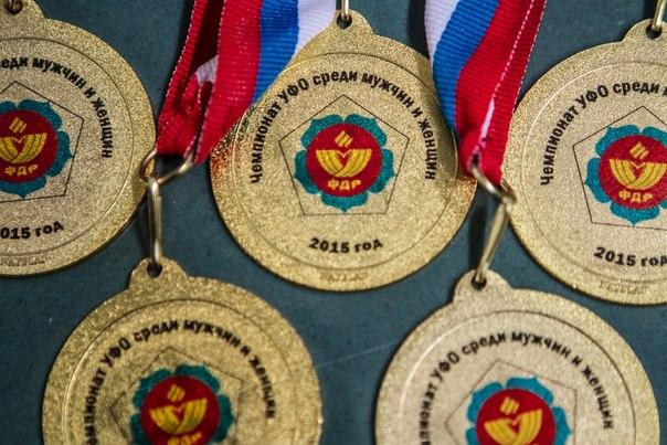 Медали 2015 дзюдо в Сургуте