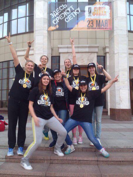 Баскетбол Сургут чемпионки