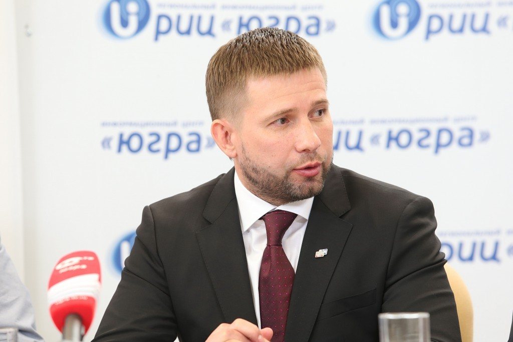 Президент федерации смешанных единоборств ХМАО-Югры Игорь Черников