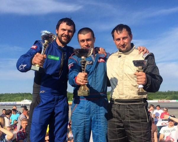 Владислав Данилов из сургутской команды «Тaboo drift team