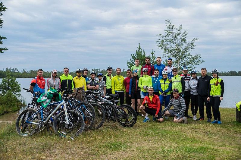 Девятый этап Любительского Чемпионата округа по велоспорту-шоссе «ЮграВелоТур»