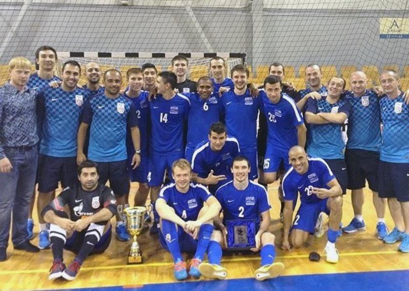 Газпром-Югра мини-футбол 2015
