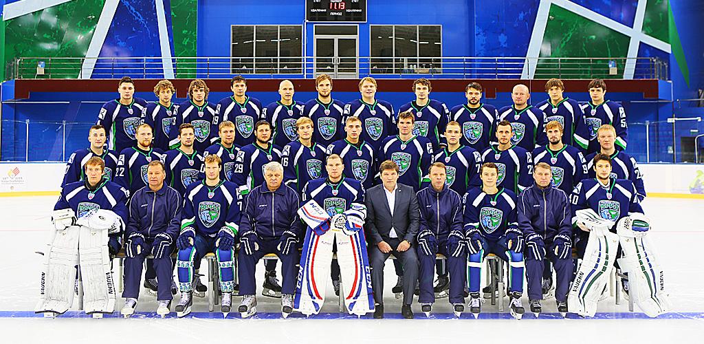 Состав хоккейного клуба Югра на сезон 2015-2016 фото