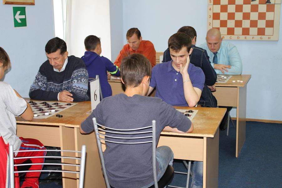 открытый кубок ХМАО по русским шашкам в Сургуте