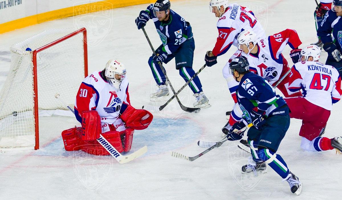 Югра-Локомотив 10 сентября