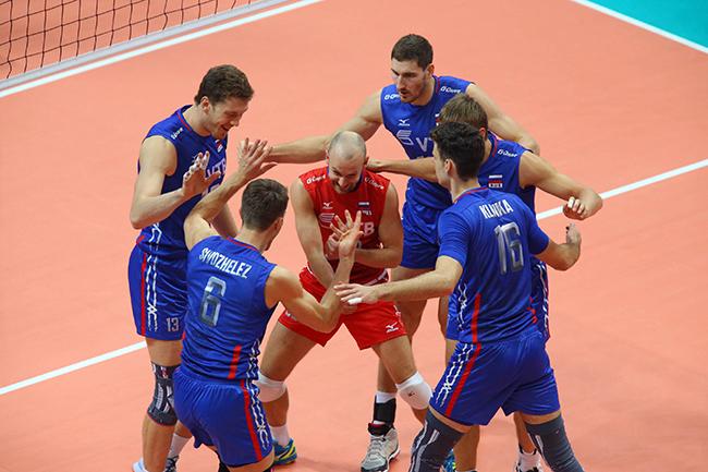 Сборная России по волейболу 2015-2016