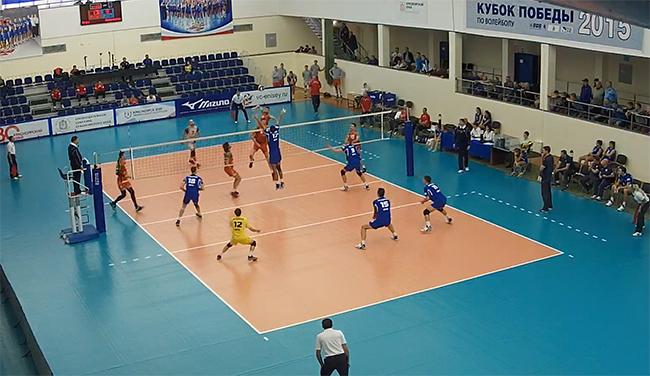 КРасноярск кубок победы по волейболу