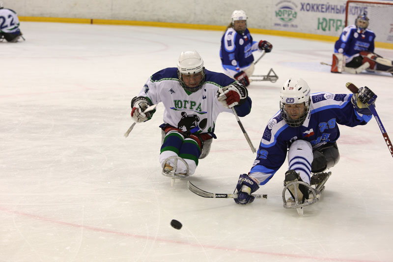 СХК «Югра» на втором месте по итогам I этапа чемпионата России.