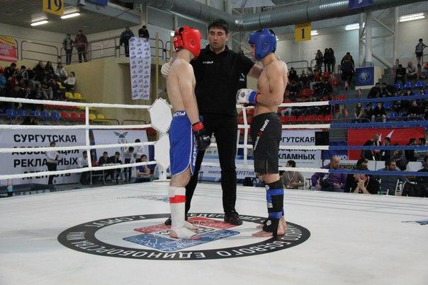 МММА чемпионат ХМАО в Сургуте 2015