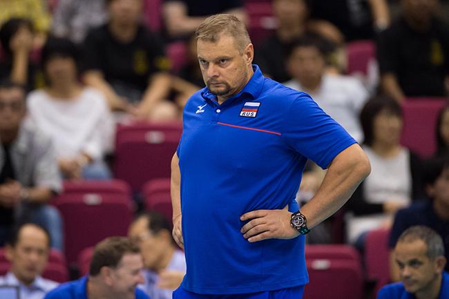 Владимир Алекно волейбол