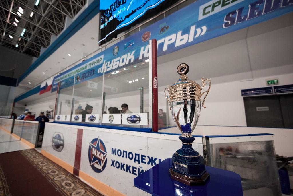Фото кубка Югры по следж-хоккею