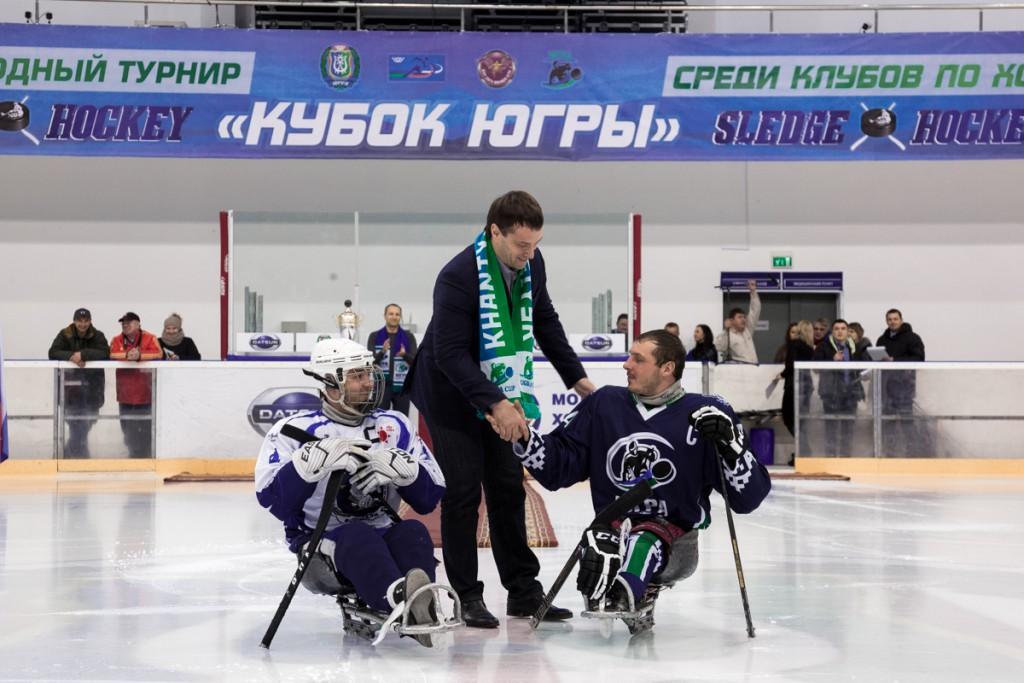 Сенатор Совета Федерации, президент СХК «Югра» Эдуард Исаков