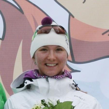 Анна Бизюкова лыжница их ХМАО-Югры