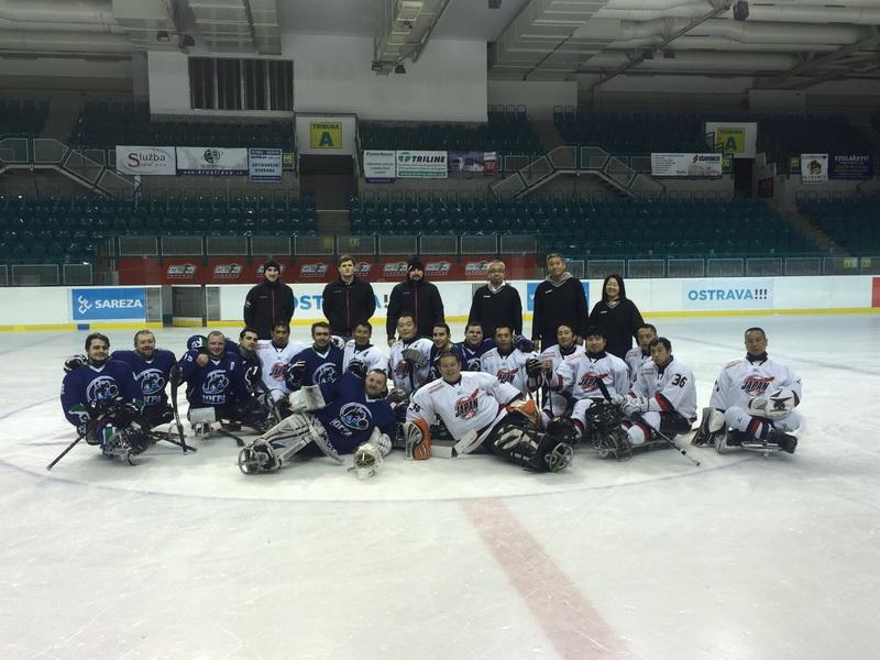 СХК «Югра» турнир в Чехии
