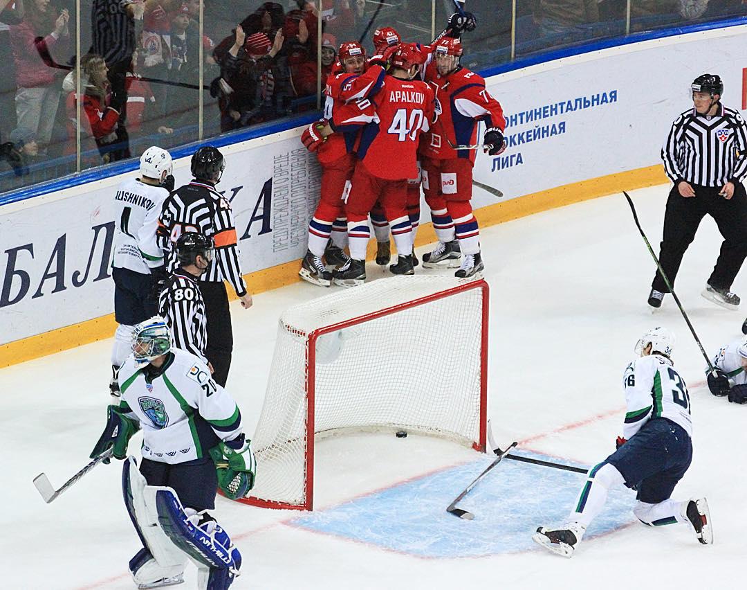Локомотив-Югра 21 ноября