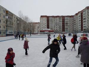 Каток Московский