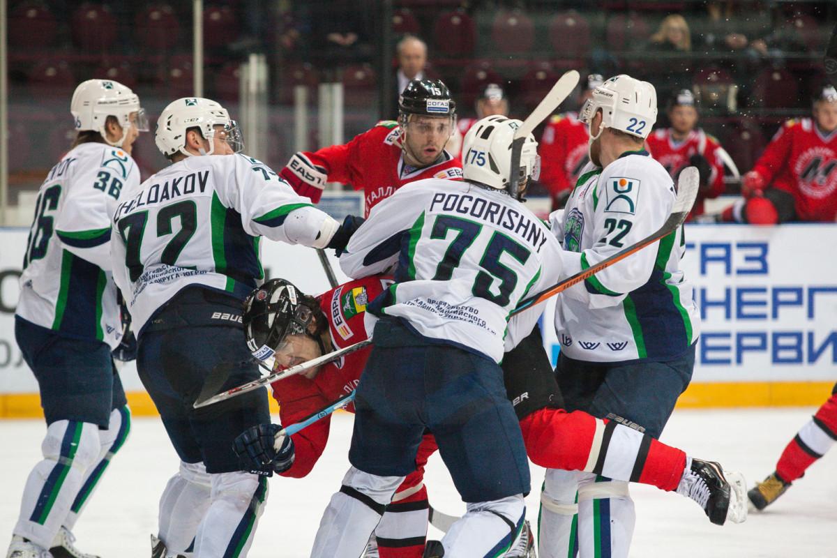 Силовой хоккей фото