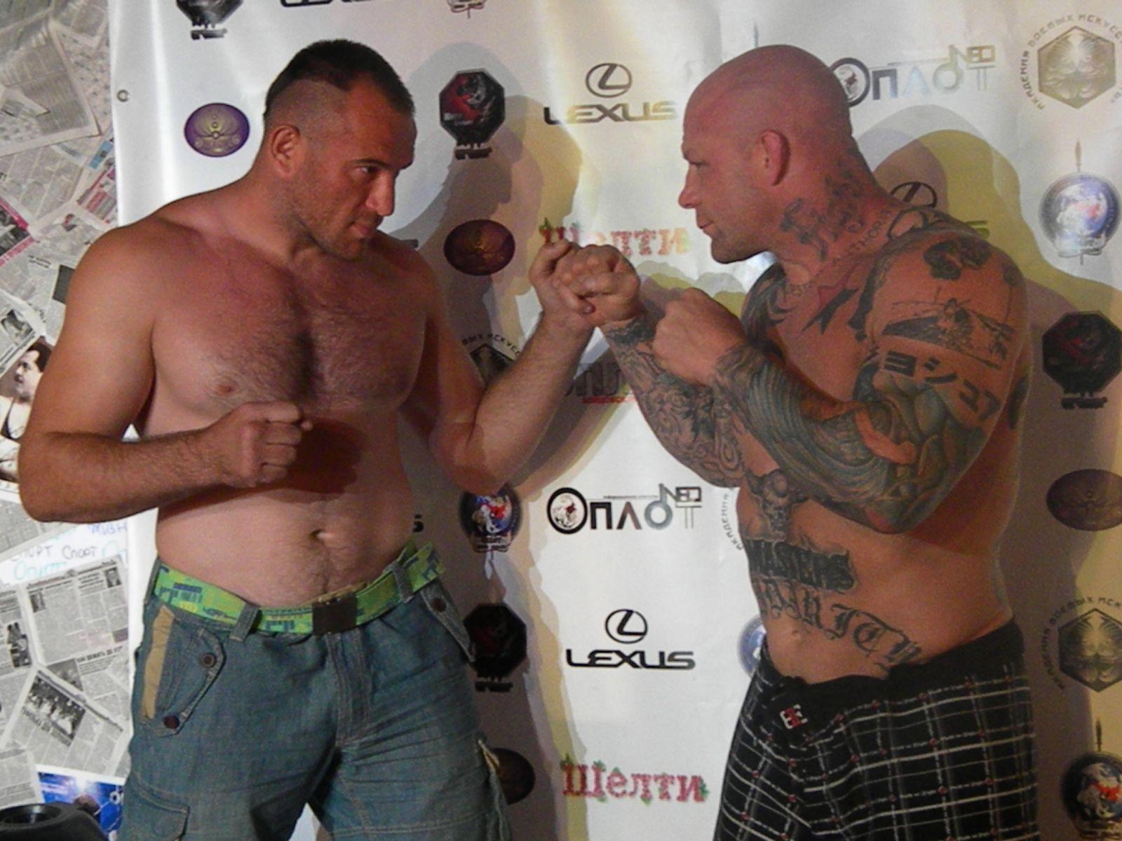 Монсон и Олейник MMA