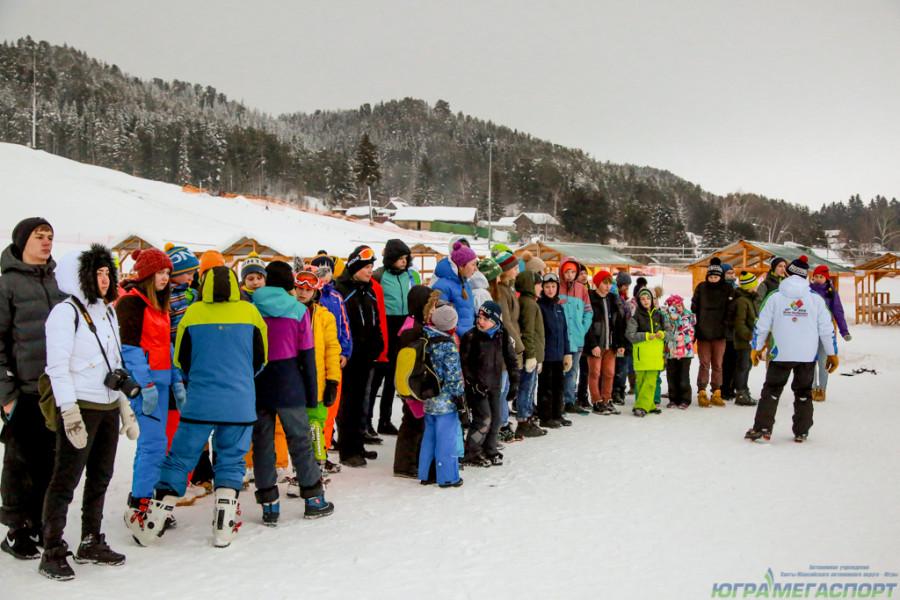 сноуборд чемпионат ХМАО