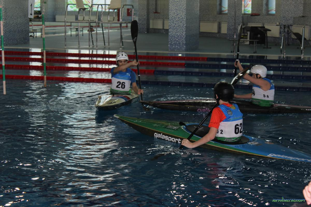 В первенстве приняло участие 64 спортсмена со всех уголков ХМАО-Югры.