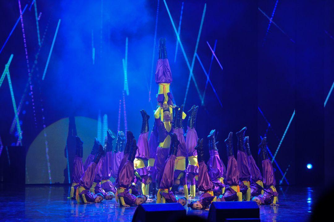 танцевальные коллективы округа