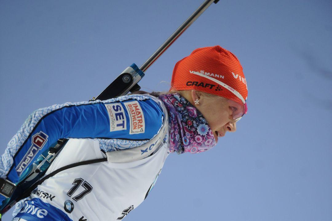 Кайса Мякяряйнен завоевала золотую медаль