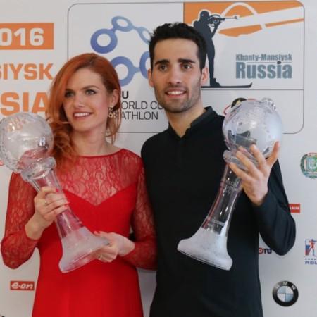 Габриела и Мартен биатлонисты