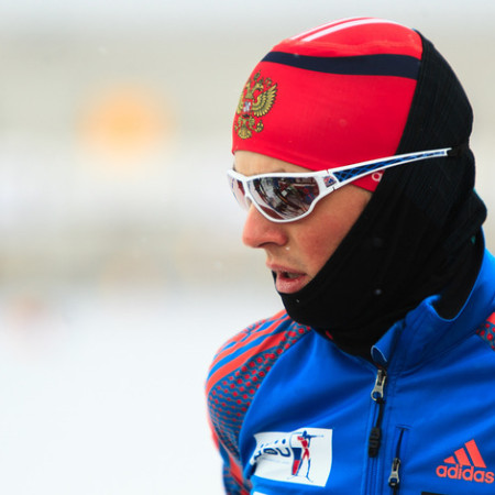 Уфимский биатлонист Антон Бабиков