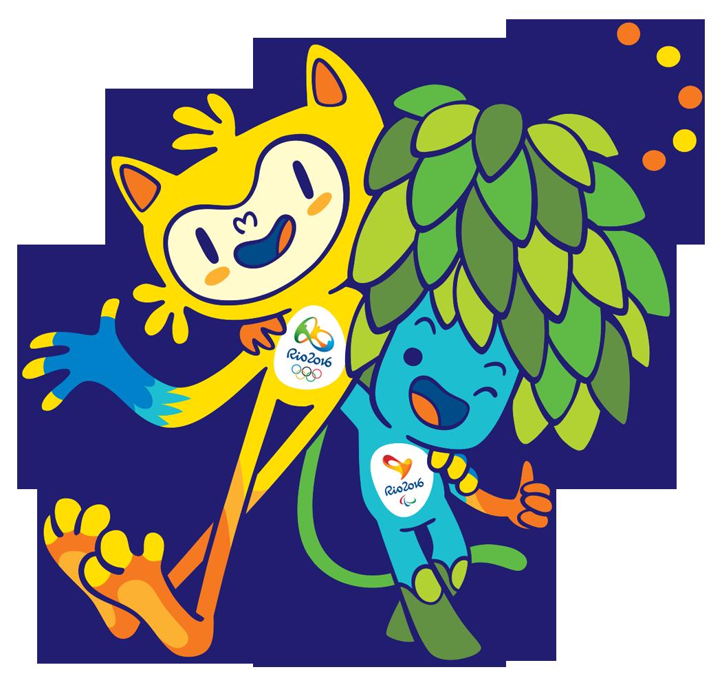 Символ (маскот) летних олимпийских игр 2016 в Рио-де-Жанейро