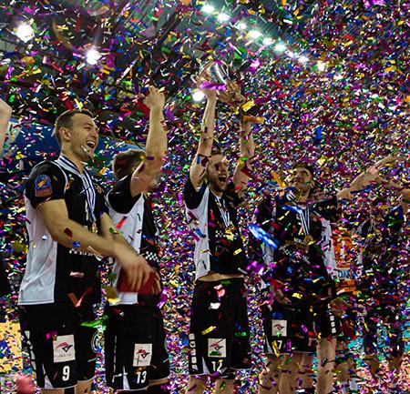 «Берлин Рециклинг» победитель кубка ЕКВ