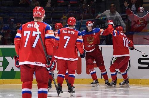 Россия -Чехия прогноз 6 мая
