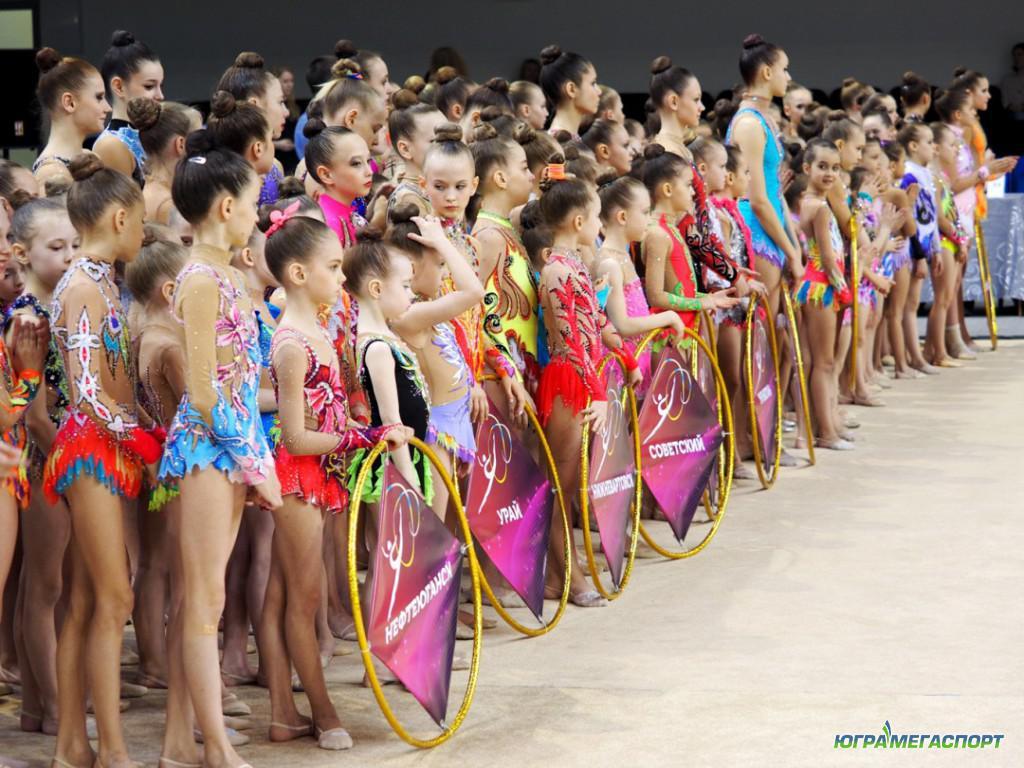 Гимнастки России