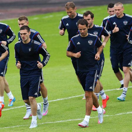 сборная России - подготовка к ЕВРО