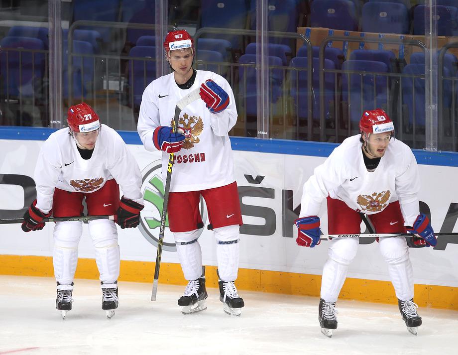 Панарин, Щипачев и Дадонов