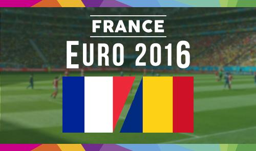 Франция - Румыния 10 июня