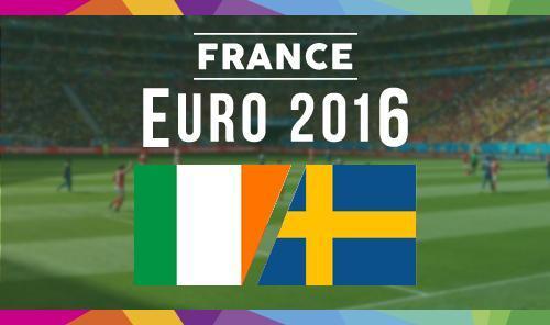 Матч Швеция – Ирландия пройдет 13 июня.
