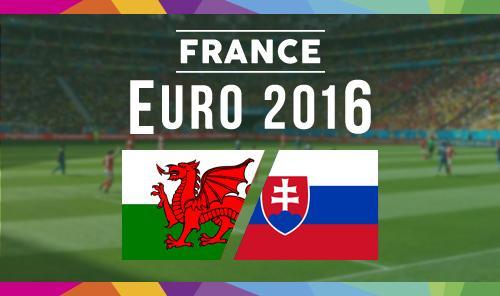 Уэльс – Словакия 11 июня