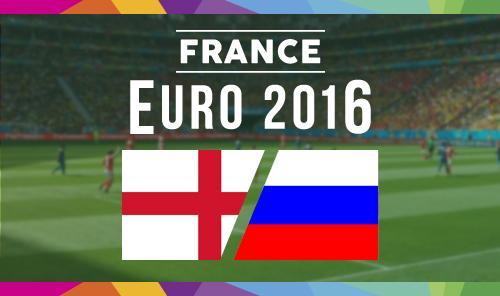 Россия - Англия 11 июня