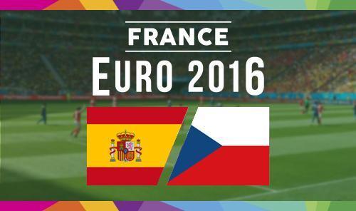 Матч Испания – Чехия 13 июня
