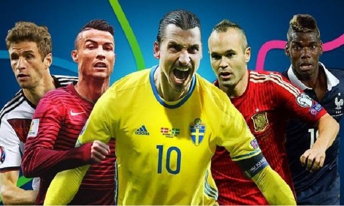 Фавориты на звание бомбардира ЕВРО 2016