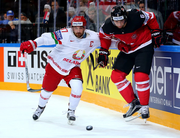 Беларусь - Канада в хоккей 9 мая